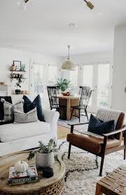 100 Modern Home Interior Ideas Boho Living Room Farmhouse Dining Round And