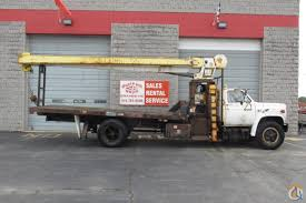100 Truck Rental Milwaukee Sold USED SIMON RO 11055 Crane For In Wisconsin On