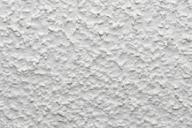 popcorn ceiling testing benchmark environmental