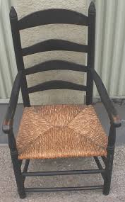 Early 19th Century Original Painted Black Painted Ladder-Back Chair ... Milk Painted Ladder Back Chair How To Make A Home Diy On Blackpainted Ladderback Armchair Sale Number 2669m Lot Allweather Porch Rocker Antique Ladder Back Chair Burgundy Paint Newly Woven Etsy Weave Seats With Paracord 8 Steps With Pictures Fiftythree Quick Makeover Living Accents 1 Brown Steel Prescott Ace Hdware 1890 Shaker 6 Mushroom Capped Shawl Bar At Indoor Wooden Rocking Chairs Cracker Barrel Living A Cottage Life Repurposed Life 10 Ideas You Didnt Know Need Vintage 1970s In Leith Walk Edinburgh