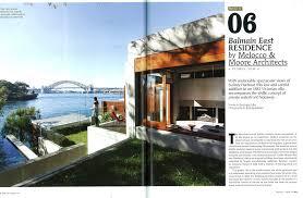 100 Magazine Houses Balmain House Featured In