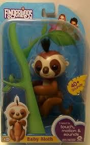 Fingerling Baby Sloth Kingsley WalMart Exclusive US Seller