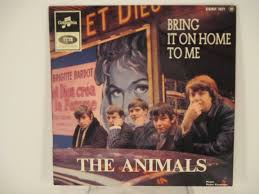 ANIMALS EP Bring it on home to me Hallelujah I love her so