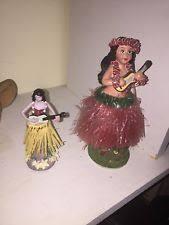 Joe Versus The Volcano Hula Lamp by Hawaiian Figurine Ebay