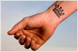 Wrist Tattoo Design For Men
