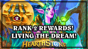 Alarm O Bot Deck Lich King by Hearthstone Rank 2 Rewards Living The Dream Knights Of The