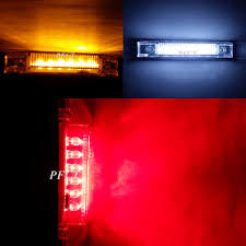 2pcs 12V Surface Mount LED Clearance Lights Side Marker Lamps For ... Led Clearance Marker Lights 4x Fender Bed Side Smoked Lens Amber Redfor Whdz 5pcs Yellow Cab Roof Top Running Everydayautopartscom Ford Bronco Ii Ranger Pickup Truck Set Of 2 X 24v 24 Volt Amber Orange Side Marker Light Position Truck Amazoncom Ijdmtoy Peterbilt Led Free Download Wiring Diagrams Lights Installed Finally Enthusiasts Forums Xprite Black Cab Over America On Twitter Trucking Hello From Httpstco