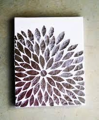 DIY Foil Art
