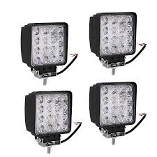 Best Led Work Lights For Tractors | Amazon.com Led Work Lights For Truck 2 Pcs 6 Inch Light Bar 45w 12v Flood Led Work Day Light Driving Fog Lamp 4inch 72w Bar Road Headlight Work Lights Spot Offroad Vehicle Truck Car Vingo 4x 27w Round Man 4 Inch 48w Square Off 24v Cube Design For Trucks 3 Row Suv Boat Or Jeeps 2pcs Beam Tractor China Offroad Atv Jeep Jinchu Safego 2x 27w Led Offroad Lamp 12v Tractor New Automotive 40w 5000lm 12 Volt
