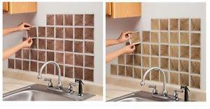 self adhesive wall tiles set of 27 easily decorate kitchen