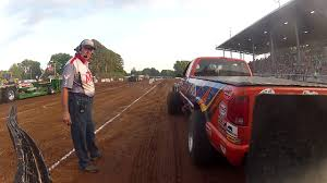 100 Tennessean Truck Stop Pro Stock 4x4 Lawrenceburg TN 6218 Mid South Pullers Assoc