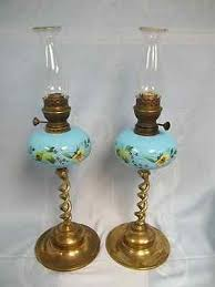 Antique Kerosene Lanterns Value by 165 Best Oil U2040lamps U2040 Images On Pinterest Antique Oil Lamps