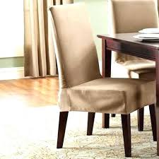 Amazing Short Chair Covers Sure Fit Dining Slipcovers Cover Nice At Target Cotton Duck Room