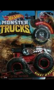 100 Moster Trucks Jual Monster Trucks Bone Shaker Hot Wheels New Monster Jam Mj Giant