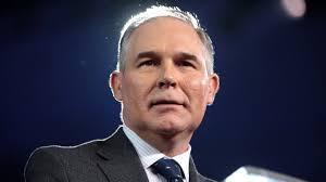100 Kevin Pruitt Former EPA Administrator Scott S Abuses Of Power