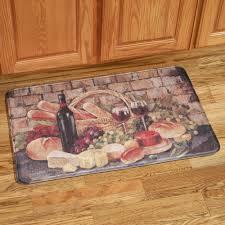 Padded Kitchen Floor Mats by Kitchen Flooring Ash Hardwood Red Cushioned Floor Mats Light Wood