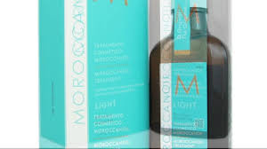 Moroccanoil Treatment Light Review