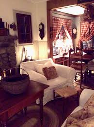 16 best primitive living rooms images on pinterest country decor