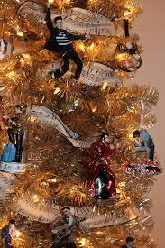 Silver Tip Christmas Tree Sacramento by Crazy Shenanigans The Elvis Presley Christmas Tree