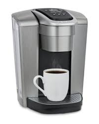 Keurig K Elite C Single Serve Coffee Maker 15 Cup Pods And My