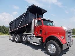 100 Freightliner Used Trucks 2007 Freightliner Fld120sd Triaxle Steel Dump Truck For Sale