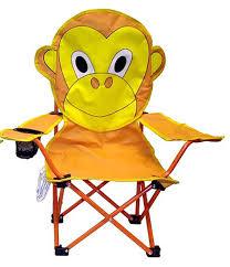 Folding Patio Chairs Amazon by Amazon Com Vmi Folding Chair For Kids Lion Face Garden U0026 Outdoor