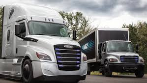 100 Freightliner Select Trucks Discusses EMobility At WTS19