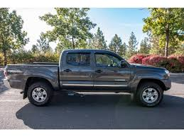 Pre-Owned 2012 Toyota Tacoma 4.0L V6 4x4 Pickup Truck 4WD Double Cab ...