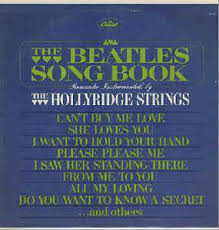 The Hollyridge Strings Beatles Song Book