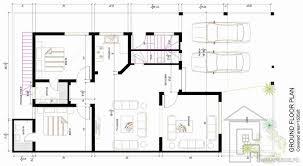 100 10 Bedroom House Floor Plans 35x65 Floor Design Plan With Ground Floor Ddddd In 2019 Marla