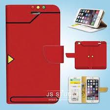 iPhone SE 6 6S 7 8 X Plus 5 5S 5C 4 4S Wallet Case Cover Pokemon