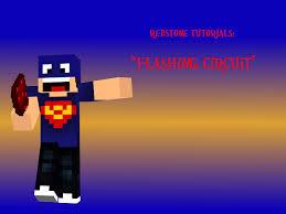Flashing Redstone Lamp Minecraft by Redstone Tutorials Flashing Circuit Minecraft Blog