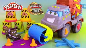 cars pate a modeler pâte à modeler camion ciment bétonnière play doh max the