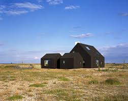 100 Rubber House Dungeness North Vat By Rodic Davidson Architects Building