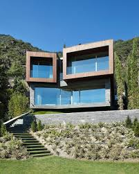 100 Glass Modern Houses Residence In Andorra Offers A Window Into The Pyrenees