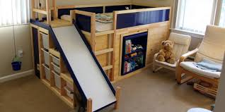 Dad Makes Awesome IKEA Hacked Bed For Son AskMen