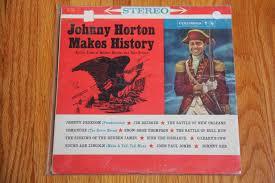 Johnny Horton Sink The Bismarck Year by Wanderland Vintage August 2013