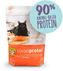high protein cat food dr elsey s cleanprotein salmon formula grain free cat food
