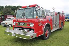 File:1988 Ford C8000- Involved In 9-11 Fire Truck- Flemington Fire ...