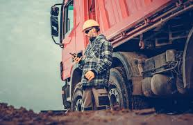 Dump Truck Driver Photo By Duallogic On Envato Elements