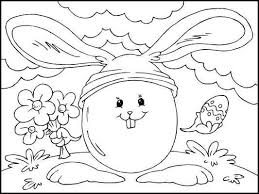 A Funny Easter Coloring Page Find Even More Fun On The Pages 4