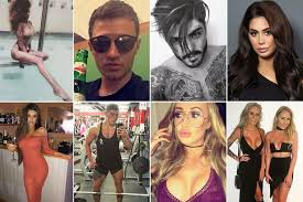 The Burning Bed Cast by Ex On The Beach Series 7 Cast Revealed Sam Reece Vicky