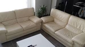 canapé nicoletti achetez canapé 3 place cuir occasion annonce vente à balma 31