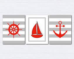 nautical boys room etsy