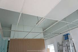 Ceiling Material For Garage by Converting A Closed Up Garage Back To A Garage