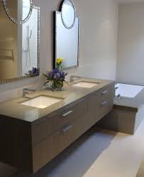 Bathroom Makeup Vanity Height by Bathroom Awesome Floating Bathroom Cabinets Home Depot Floating