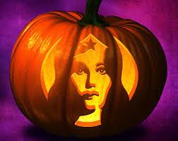 Green Bay Packers Pumpkin Designs by Jack O Lantern Stencil Carving Pumpkin Halloween