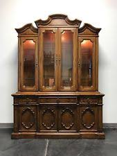 Breakfront Vs China Cabinet by French Country China Cabinets Ebay