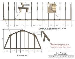 12x24 barn plans barn shed plans small barn plans