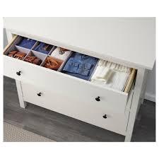 Ikea Hemnes Dresser 3 Drawer White by Hemnes Chest Of 3 Drawers White 108x96 Cm Ikea